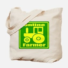 Unique Farm towns Tote Bag