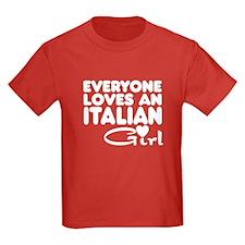 Everyone Loves an Italian Gir T