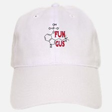 FUN GUS MAGIC MUSHROOMS Baseball Baseball Cap