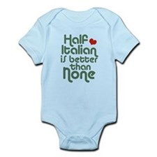 Half Italian Infant Bodysuit