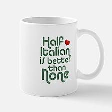 Half Italian Mug