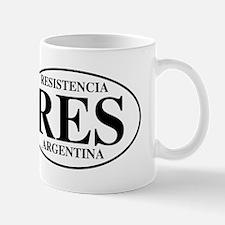 RES Resistencia Mug