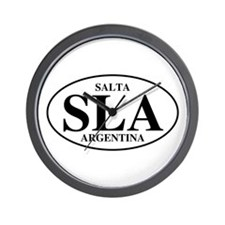 SLA Salta Wall Clock