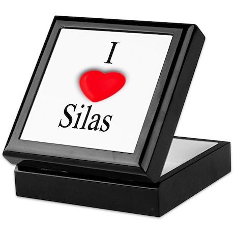 Silas Keepsake Box