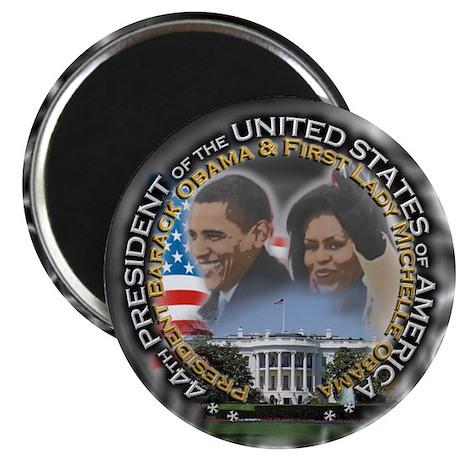Obamas - Magnet