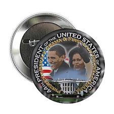 "Obamas - 2.25"" Button"