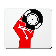 Vinyl Propaganda Mousepad