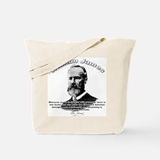 William James 02 Tote Bag