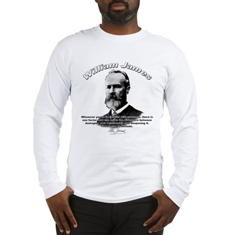 William James 02 Long Sleeve T-Shirt