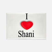 Shani Rectangle Magnet