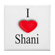 Shani Tile Coaster