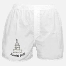MARRIED 2010 Boxer Shorts