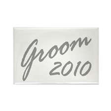 GROOM Rectangle Magnet