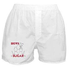 HEROIN BROWN SUGAR Boxer Shorts