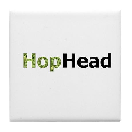 Hops HopHead Tile Coaster