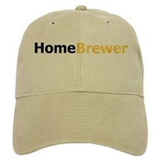 Beer Bubble HomeBrewer Baseball Cap