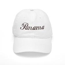 Vintage Panama Baseball Cap