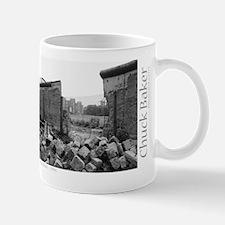 Chuck Baker: Berlin Wall Mug
