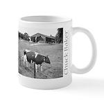 Chuck Baker: 2 Cows Mug