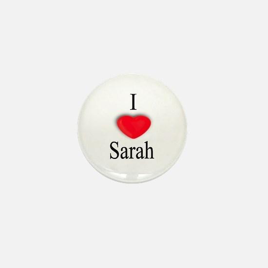 Sarah Mini Button