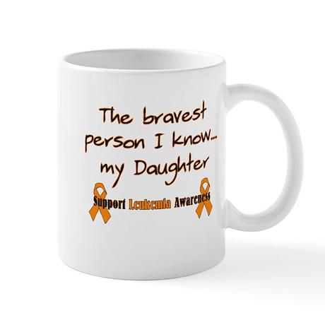 Orange Daughter Brave Mug