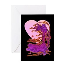Valentine Fairy Greeting Card