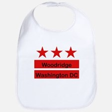 Woodridge - D.C . Flag Inspir Bib