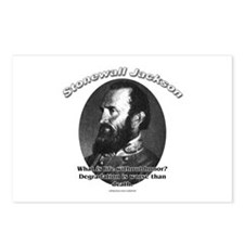 Stonewall Jackson 01 Postcards (Package of 8)