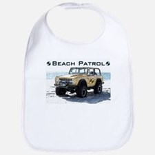 Beach Patrol Bronco Bib