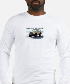 Beach Patrol Bronco Long Sleeve T-Shirt