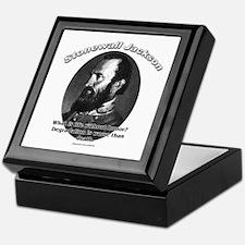 Stonewall Jackson 01 Keepsake Box