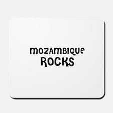 MOZAMBIQUE ROCKS Mousepad