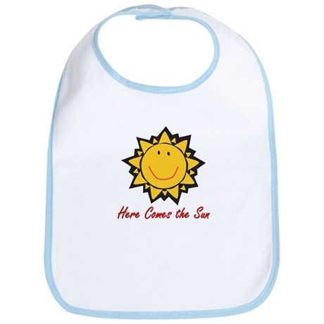 Here Comes the Sun Bib