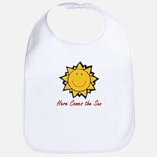 Here Comes the Sun Bib
