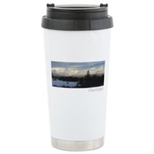 Chuck Baker: Mount Washington Travel Mug