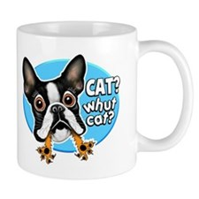 Boston - Whut Cat Mug