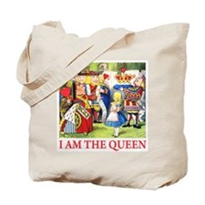 I AM THE QUEEN Tote Bag