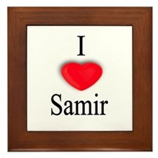 Samir Framed Tile