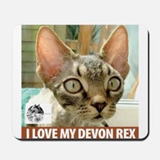 Devonshire Rex Mousepad
