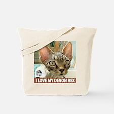 Devonshire Rex Tote Bag