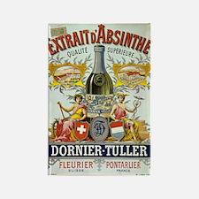Absinthe Dornier-Tuller Rectangle Magnet
