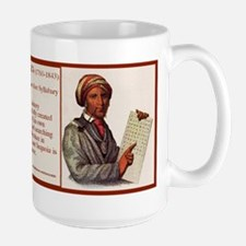 Sequoyah Large Mug