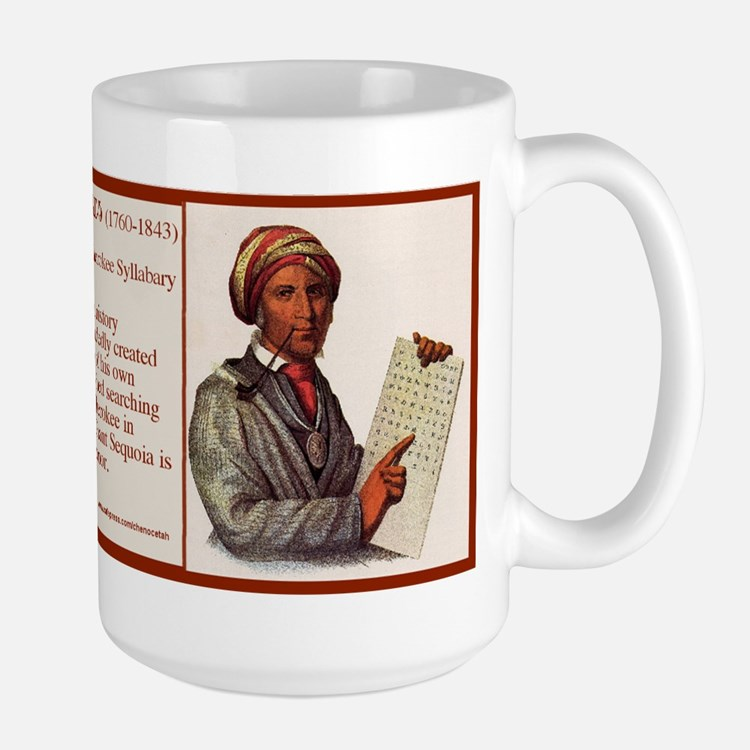 Sequoyah Mug