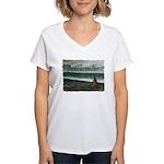 Beachcomber Women's V-Neck T-Shirt