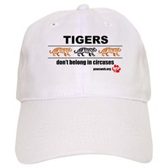 Tigers - Baseball Cap