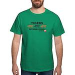 Tigers Don't Belong in Circuses Dark T-Shirt