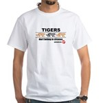 Tigers Don't Belong in Circuses White T-Shirt