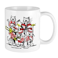 The Jazz Cats Mug