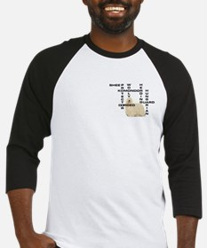Komondor crossword Baseball Jersey