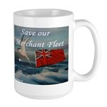 Large Merchant Navy Mug